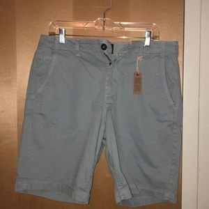 American Eagle Flat Front Shorts - 32 - New!